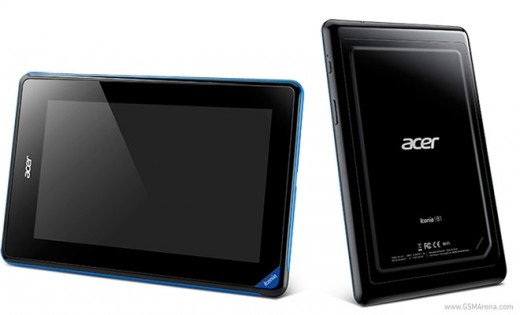 Acer Iconia B1-A71 budget tablet