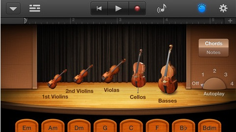 GarageBand 10 Apps for iPad to Make Your Evenings Productive and Exciting