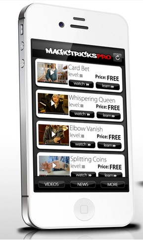 Magic Tricks Pro 10 Apps for iPad to Make Your Evenings Productive and Exciting