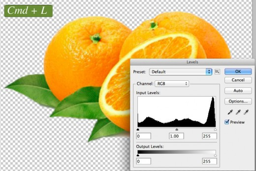 Photoshop shortcut4