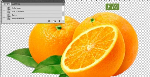 Photoshop shortcut6