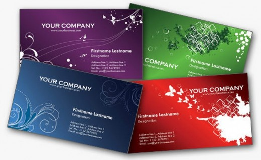 Personal Business Card Templates 520x319 30 Creative Free Business Card Templates