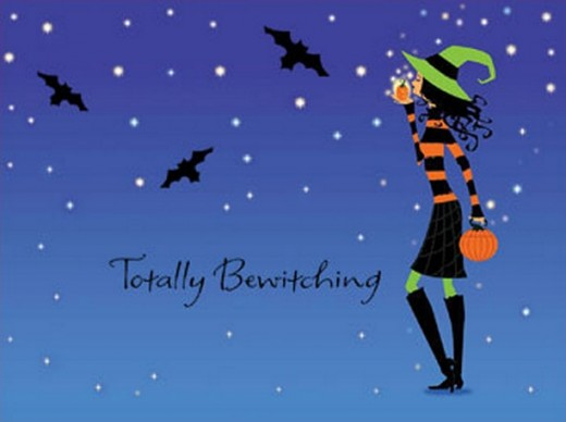 totally bewitching