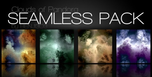 Seamless - Clouds of Pandora