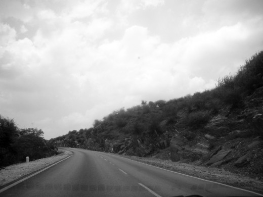 on the way 5